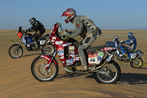 Guillaume Floirac, KTM Factory; Ivo Kastan, KTM 450; Jean Noel Cornuaille, KTM LKM16L40M013
