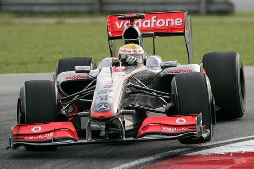 Lewis Hamilton  - Australian GP 2009