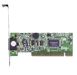 PCI Soft Modem with the NetoDragon MDV92XP chipset