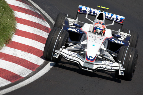 Robert Kubica - Canadian GP 2008